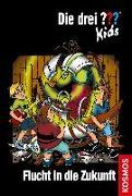 Cover-Bild zu Blanck, Ulf: Die drei ??? Kids, 5, Flucht in die Zukunft