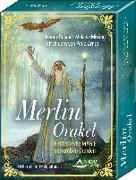 Cover-Bild zu Ruland, Jeanne: Merlin-Orakel - Entdecke die Magie des großen Druiden