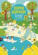Cover-Bild zu Campbell, Guy: Super Sommer! Ferienspaß für Jungs
