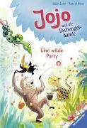 Cover-Bild zu Luhn, Usch: Jojo und die Dschungelbande, Band 3: Eine wilde Party