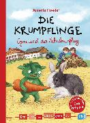 Cover-Bild zu Erst ich ein Stück, dann du - Die Krumpflinge - Egon und der Schulausflug von Roeder, Annette