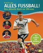 Cover-Bild zu ALLES FUßBALL - Das aktuelle Buch zur EM 2020 von Krüger, Knut
