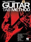 Cover-Bild zu Schroedl, Jeff: Hal Leonard Guitar Tab Method