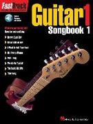 Cover-Bild zu Neely, Blake: Fasttrack - Guitar 1 - Songbook 1