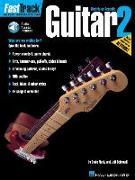 Cover-Bild zu Schroedl, Jeff: Fasttrack Guitar Method - Book 2