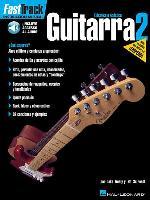 Cover-Bild zu Schroedl, Jeff: Fasttrack Guitar Method - Spanish Edition - Book 2
