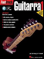 Cover-Bild zu Schroedl, Jeff: Fasttrack Guitar Method - Spanish Edition - Level 1: Fasttrack Guitarra 1
