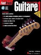 Cover-Bild zu Schroedl, Jeff: Fasttrack Guitar Method - Book 1 - French Edition