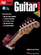 Cover-Bild zu Schroedl, Jeff: Fasttrack Guitar Method - Book 1