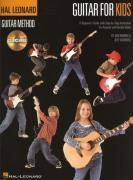 Cover-Bild zu Schroedl, Jeff: Guitar for Kids: A Beginner's Guide with Step-By-Step Instruction for Acoustic and Electric Guitar