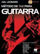 Cover-Bild zu Schroedl, Jeff: Metodo de Tab Para Guitarra, Libro Uno [With CD (Audio)]