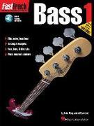 Cover-Bild zu Schroedl, Jeff: Fasttrack Bass Method - Book 1