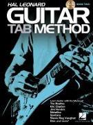 Cover-Bild zu Schroedl, Jeff: Hal Leonard Guitar Tab Method. Book Two [With CD (Audio)]