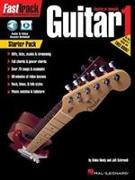 Cover-Bild zu Schroedl, Jeff: Fasttrack Guitar Method - Starter Pack