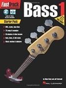 Cover-Bild zu Schroedl, Jeff: Fasttrack Bass Method - Starter Pack