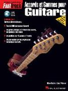 Cover-Bild zu Schroedl, Jeff: Fasttrack Guitar Chords & Scales - French Edition