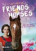 Cover-Bild zu Schreiber, Chantal: Friends & Horses - Sommerwind und Herzgeflüster (eBook)