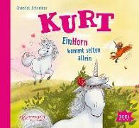 Cover-Bild zu Schreiber, Chantal: Kurt 2. EinHorn kommt selten allein