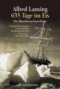 Cover-Bild zu Lansing, Alfred: 635 Tage im Eis