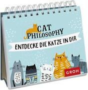 Cover-Bild zu Groh Redaktionsteam (Hrsg.): Cat philosophy