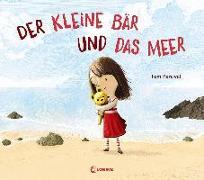 Cover-Bild zu Percival, Tom: Der kleine Bär und das Meer