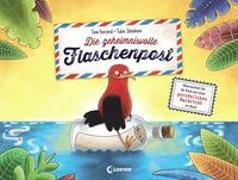 Cover-Bild zu Percival, Tom: Die geheimnisvolle Flaschenpost - Überraschen Sie Ihr Kind mit einer persönlichen Nachricht im Buch