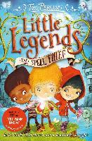 Cover-Bild zu Percival, Tom: Little Legends 1: The Spell Thief (eBook)