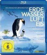 Cover-Bild zu Perrin, Jacques: Erde Wasser Luft Eis
