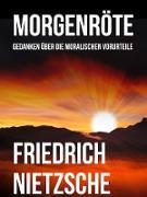 Cover-Bild zu Nietzsche, Friedrich: Morgenröte (eBook)