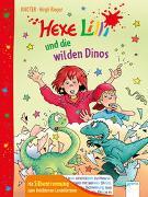 Cover-Bild zu KNISTER: Hexe Lilli und die wilden Dinos