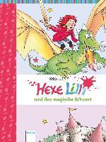 Cover-Bild zu Knister: Hexe Lilli und das magische Schwert