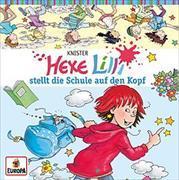 Cover-Bild zu Knister: Hexe Lilli 01 stellt die Schule auf den Kopf