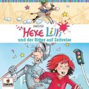Cover-Bild zu Knister: Hexe Lilli 12 und der Ritter auf Zeitreise