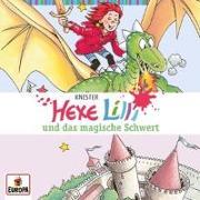 Cover-Bild zu Knister: Hexe Lilli 09 und das magische Schwert