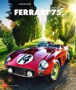 Cover-Bild zu Ferrari 75 von Günther Raupp