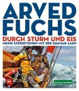 Cover-Bild zu Durch Sturm und Eis von Fuchs, Arved