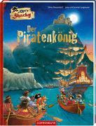 Cover-Bild zu Langreuter, Jutta: Käpt'n Sharky - Der Piratenkönig