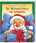 Cover-Bild zu Langreuter, Jutta: Der Weihnachtsmann hat Schnupfen