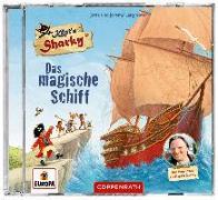 Cover-Bild zu Langreuter, Jutta: CD Hörspiel: Käpt'n Sharky - Das magische Schiff