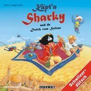 Cover-Bild zu Langreuter, Jutta: Käpt'n Sharky und de Dolch vom Sultan