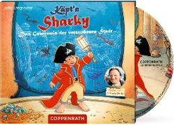 Cover-Bild zu Langreuter, Jutta: Käpt'n Sharky - Das Geheimnis der versunkenen Stadt