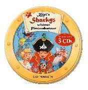 Cover-Bild zu Langreuter, Jutta: Käpt'n Sharkys wildeste Piratenabenteuer (3 CDs)