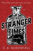 Cover-Bild zu C. K. McDonnell: The Stranger Times (eBook)