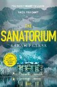 Cover-Bild zu Pearse, Sarah: The Sanatorium (eBook)
