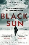 Cover-Bild zu Matthews, Owen: Black Sun (eBook)