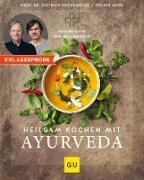 Cover-Bild zu Grönemeyer, Dietrich: XXL-Leseprobe: Heilsam kochen mit Ayurveda (eBook)