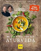 Cover-Bild zu Mehl, Volker: Heilsam kochen mit Ayurveda (eBook)