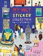 Cover-Bild zu DK: My Met Sticker Collection