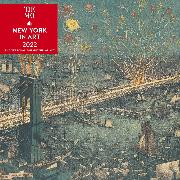 Cover-Bild zu The Metropolitan Museum Of Art: New York in Art 2022 Wall Calendar