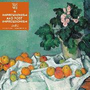 Cover-Bild zu The Metropolitan Museum Of Art: Impressionism and Post-Impressionism 2022 Wall Calendar
